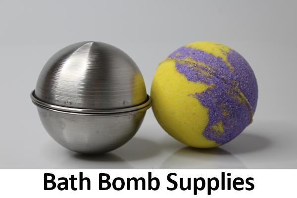 Bath Bomb Supplies