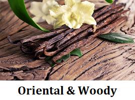 Oriental & Woody