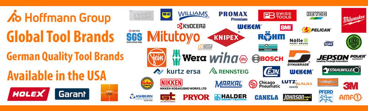 HoffmannGroupUSA.com Global Tool Brands Quality German Tools