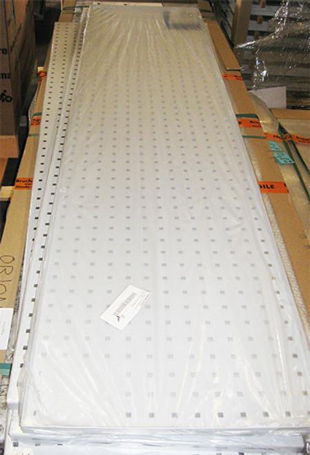Garant Gridline Gray Perforated Panels for Garant Gridline Workstations