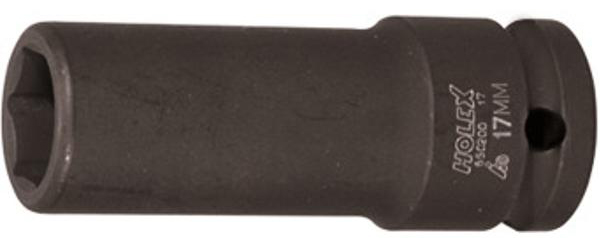 Holex Impact Socket Deep 3/8 Drive 6 Point