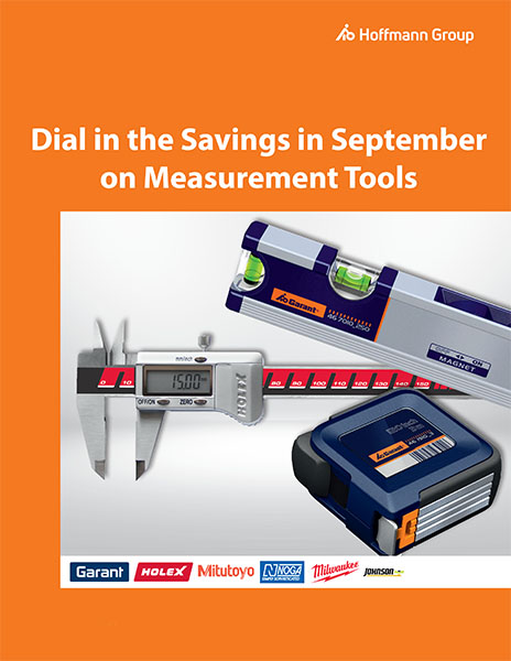 September 2021 HoffmannGroupUSA.com Dial in the Savings Promotion Measurement Technology