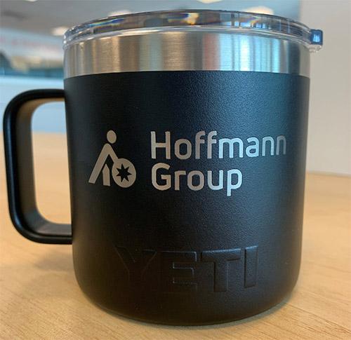 HoffmannGroupUSA.com Yeti Giveaway Promotion Insulated Coffee Mug