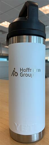 HoffmannGroupUSA.com Yeti Giveaway Promotion Water Bottle