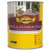 CABOTS DECK STAIN/EXT HOUSE GREY