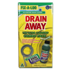CLEANER DRAIN ECO ENZYME COMBO PACK