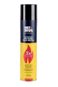 GAS BUTANE X 5 PURIFICATION