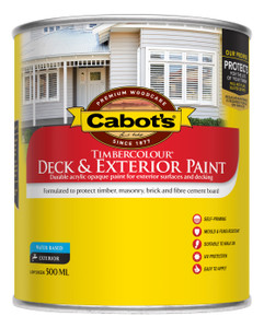 CABOTS TIMBERCOLOUR EXT BRIGHT