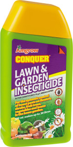INSECTICIDE LAWN & GARDEN CONQUER