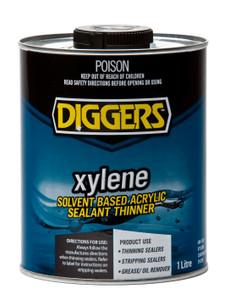 Xylene Solvent Based Acrylic Sealant Thinner 1L R1003/10