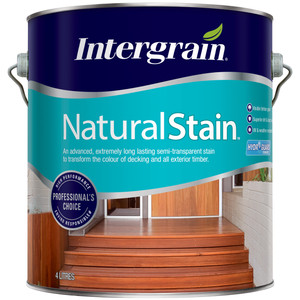 4L INTERGRAIN NATURALSTAIN