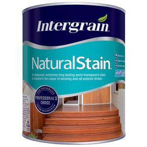 1L INTERGRAIN NATURALSTAIN