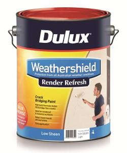 RENDER REFRESH WEATHERSHIELD DULUX