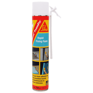 ADHESIVE  FOAMFIX 750ML YELLOW SIKABOND