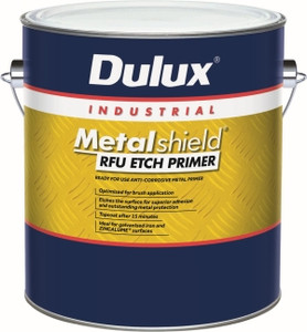 METALSHIELD RFU ETCH PRIMER GREEN GREY