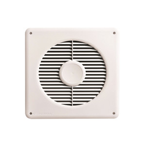 FAN ECO WHITE SUB-FLOOR VENT
