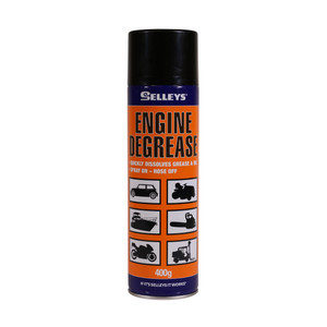 DEGREASER ENGINE SELLEYS 400G