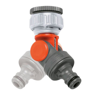 CONNECTOR TAP ANG 1 TO 3/4 IN