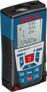RANGEFINDER GLM 250M VF PROFESSIONAL