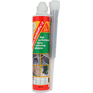 ADHESIVE ANCHORFIX 3 PLUS 250ML SIKA