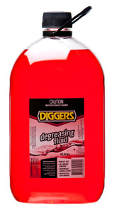 DEGREASING FLUID DIGGERS