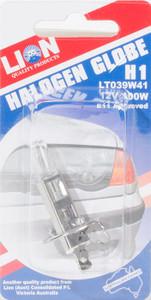 GLOBE Q/HAL CARDED H1 12V 1-00