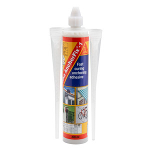 ADHESIVE ANCHORFIX 1 SIKA  300ML
