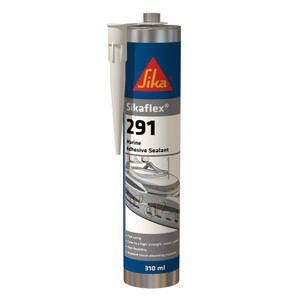 SEALANT MARINE BLACK 291 310ML