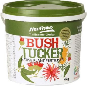 FERTILIZER BUSH TUCKER 4KG BUCKET