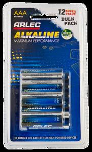 BATTERY AAA ALKALINE PK12
