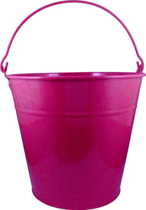 12LTR BUCKET POWDER COATED