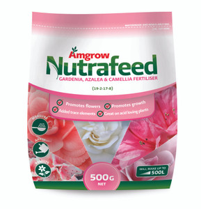 FERTILIZER GARD AZ/CAMELLIA N/FEED 500G