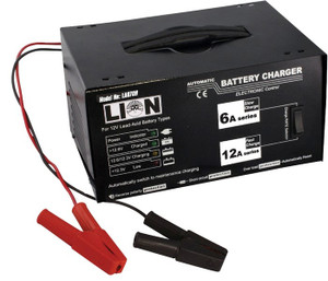 BATTERY CHARGER FAST CHARGE ON 12V