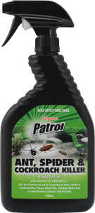 INSECTICIDE PATROL ANT/SPI/ROA 750ML RTU