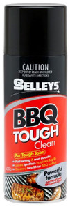 CLEANER BBQ 400G SELLEYS