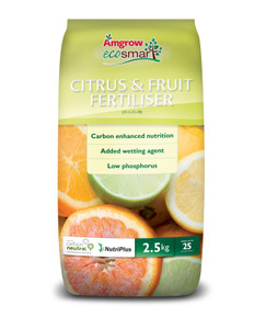 FERTILIZER CITRUS & FRUIT 2.5KG ECOSMART