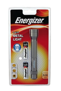 TORCH METAL LED 2AA