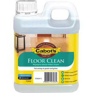 CABOTS CFP FLOOR CLEAN 1L