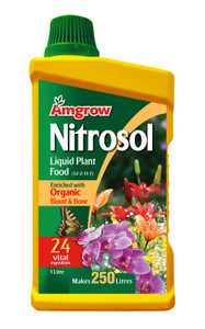 FERTILIZER LIQUID NITROSOL 1L