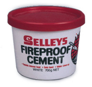 CEMENT FIREPROOF 850G SELLEYS