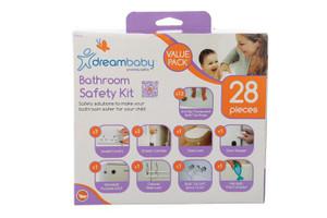 BATHROOM SAFETY KIT 28PCES