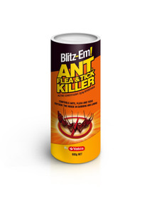 INSECTICIDE ANT FLEA TICK KILLER 600G