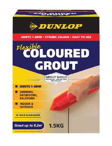 GROUT FRENCH VANILLA COLOURED 1.5KG