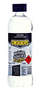 WHITE SPIRIT 1L DIGGERS