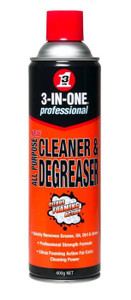 DEGREASER & CLEANER 400G 3-IN-ONE