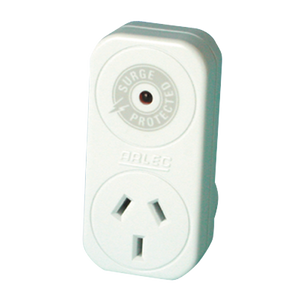 POWER SURGE PROTECTOR PLUG IN
