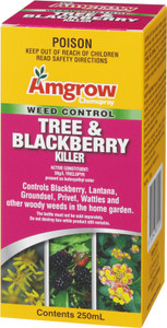HERBICIDE TREE & BLACKBERRY 250ML