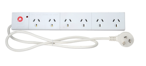 POWERBOARD 6 OUTLET SURGE SWP-S