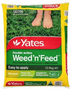 HERBICIDE WEED N FEED GRANULAR 12.5KG