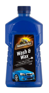 CLEANER CAR WASH & WAX 1L